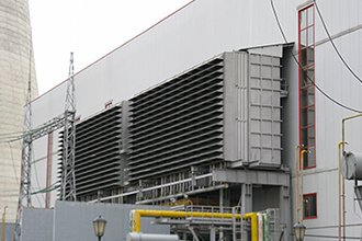 New Air Intake  Filtration System®  for gas turbines